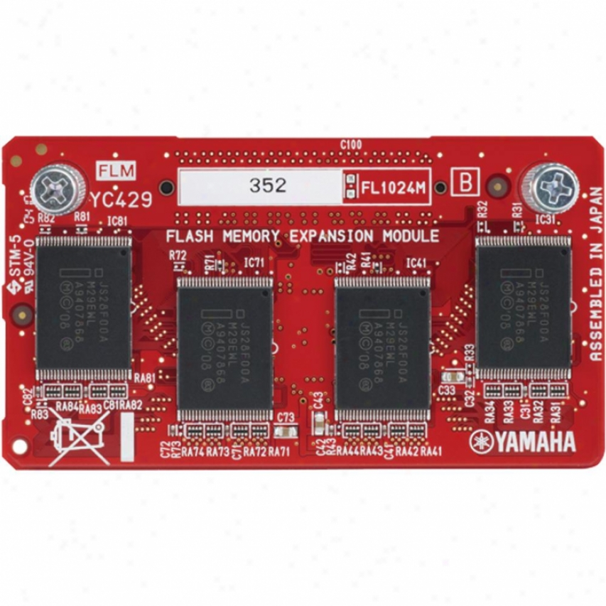 Yamaha 1gb Flash Memory Expansion Module - Fl1024m
