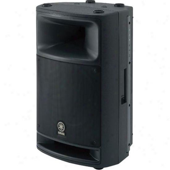 Yamaha 400w Powered Speaker Cabinet