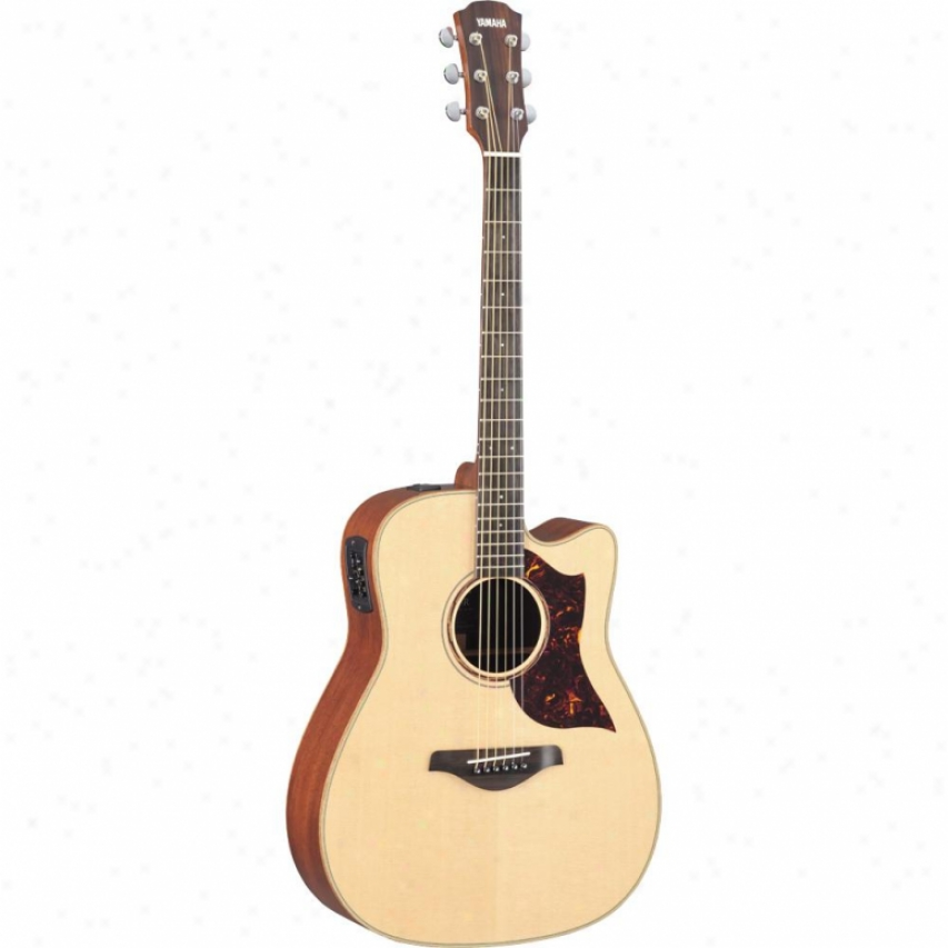 Yamaha A3m Acoustic-electric Guitar