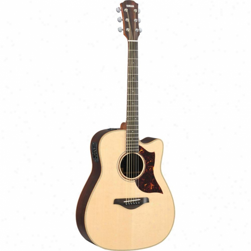 Yamaha A3r-hc Folk Acoustic Electric Guitar
