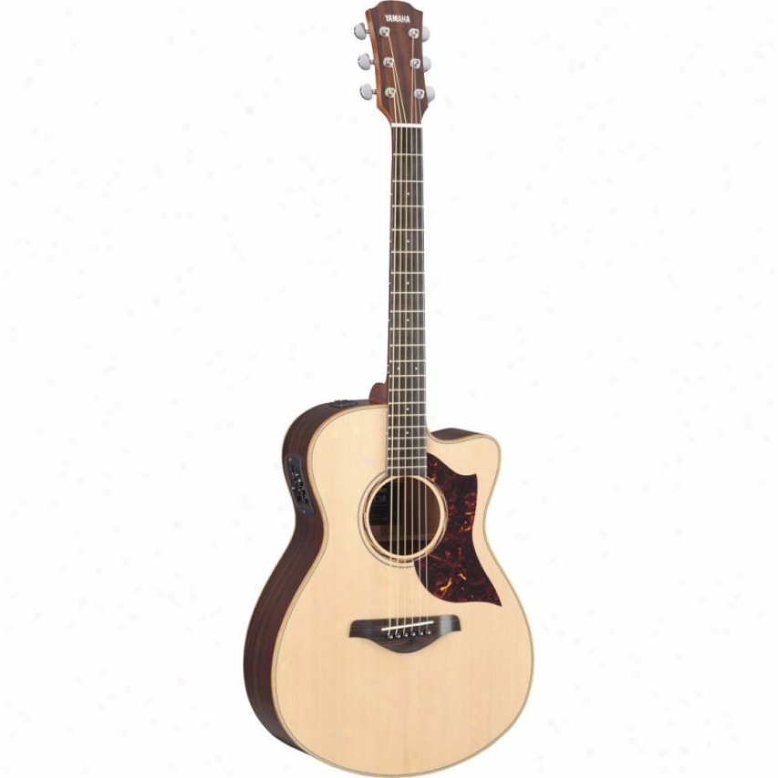 Yamaha Ac3r Cutaway Acoustic/electric Guitar