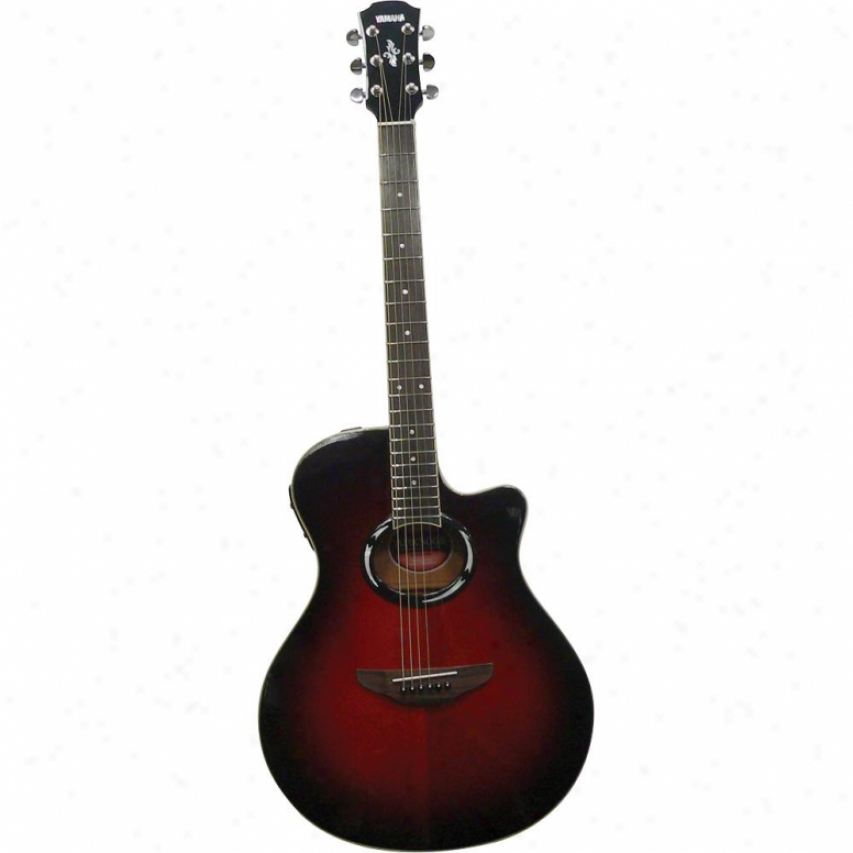 Yamaha Apx500ii Acoustic-electric Guitar - Desert Burst