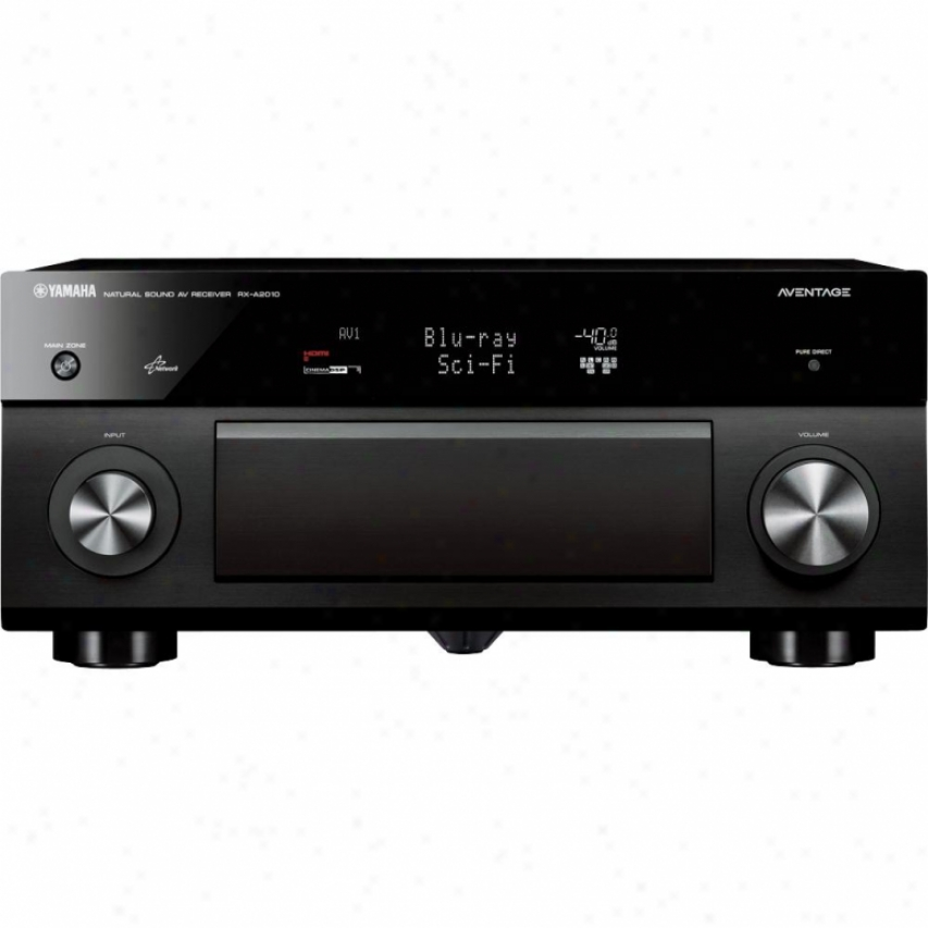 Yamaha Aventage Rx-a0210 9.2-channel A/v Receiver - Black