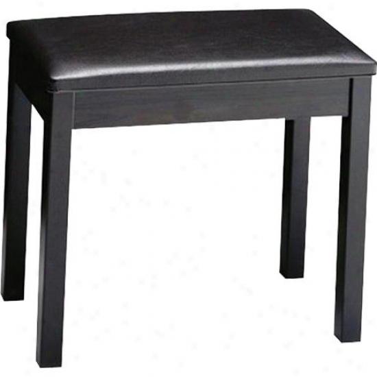 Yamaha Black Piano Style Bench - Bb1