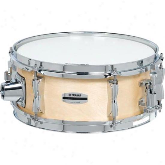 Yamaha Bsd1250 12x5 Birch Shell Custom Snare Drum