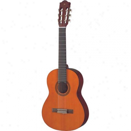 Yamaha Cgs102a Acoustic Classical Guitar - 1/2 Size