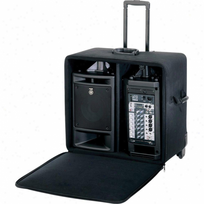 Yamaha Deluxe Stagepas 300 Discourser Transport Nylon Bag Yhsp300