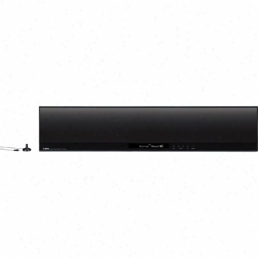 Yamaha Digital Sound Prpjector Soundbar Ysp-4100 Black