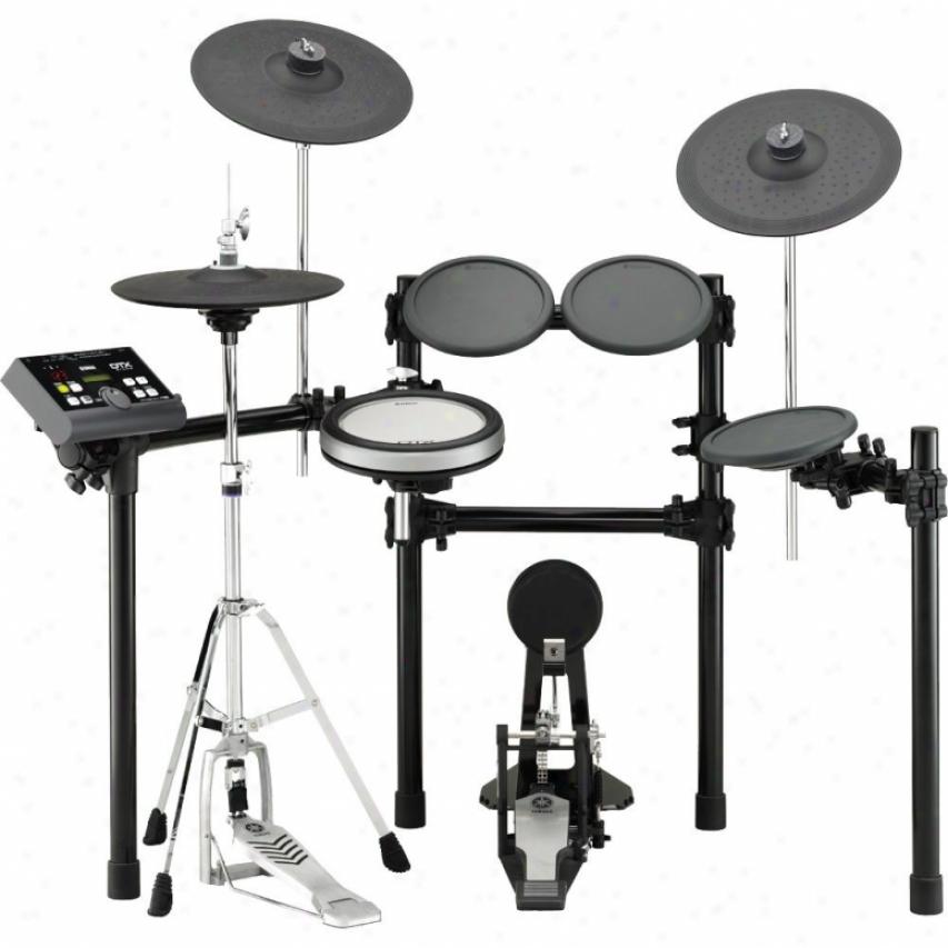 Yamaha Dtx530k Electronic Drum Kit