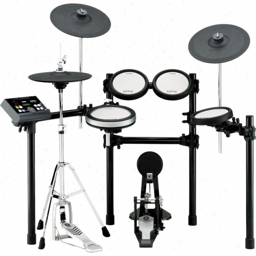 Yamaha Dtx560k 5-piece Electronic Drum Set