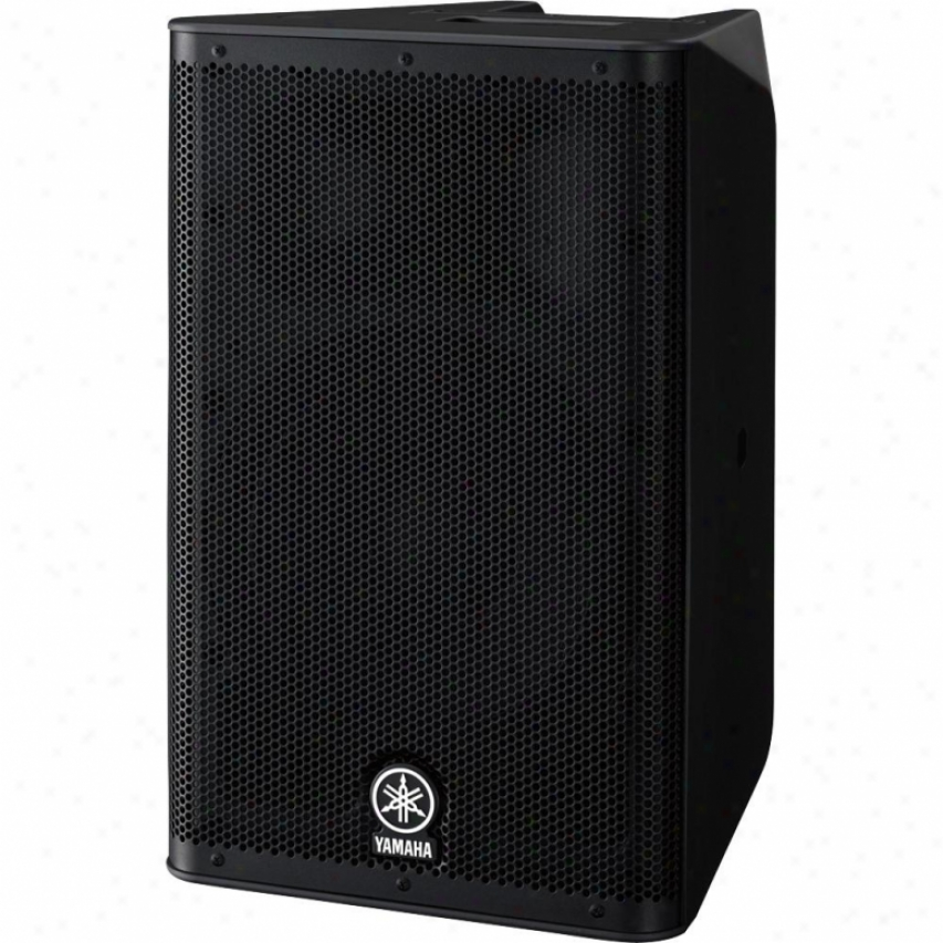 "Yamaha Dxr10 10"" 2-way Amplified Speaker Cabinet And Public Address System"