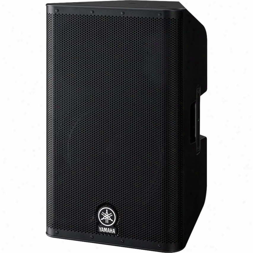 "Yamaha Dxr12 12"" Powered Speaker With 700-watt 2-way Operation"