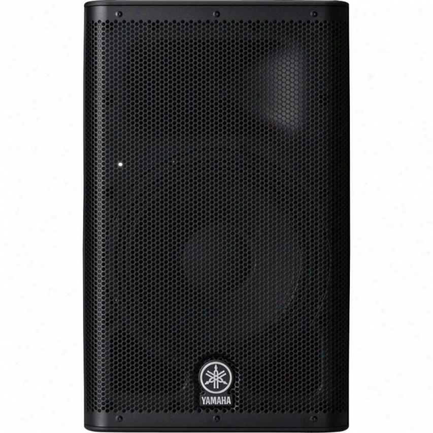 "Yamaha Dxr8 8"" 2-way Amplified Speaker Cabinet And Public Appeal System"