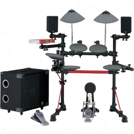 Yamaha Ms100dr Electronic Drum Kit Monitor System