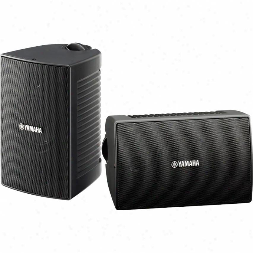 Yamaha Ns-aw194 2-way Waterproof Speakers - Pair Black