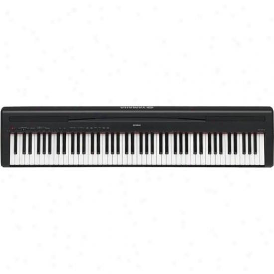 Yamaha P95b Digital Piano - Black