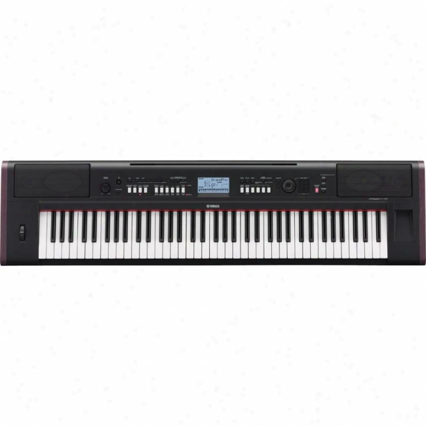 Yamaha Piaggero Np-v80 Lightweight Digital Piano Keyboard