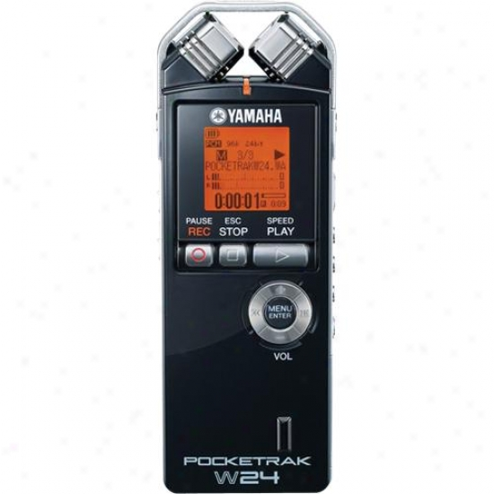 Yamaha Pocketrak W24 Field Registrar