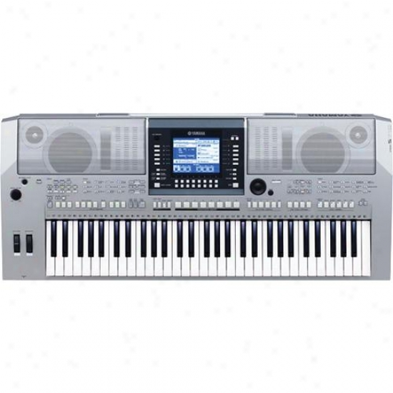 Yamaha Psr-s710 61-key Arranger Workstation Music Keyboard