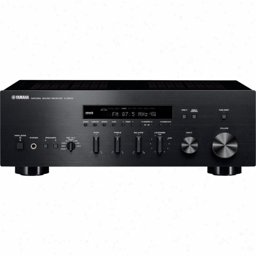 Yamaha R-s500 Stereo Receiver - Black