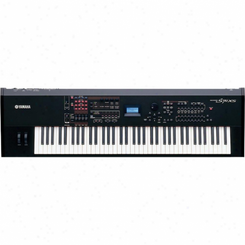 Yamaha S70 Xs 76-key Balanced Weighted Hammer Atcion Synthesizer