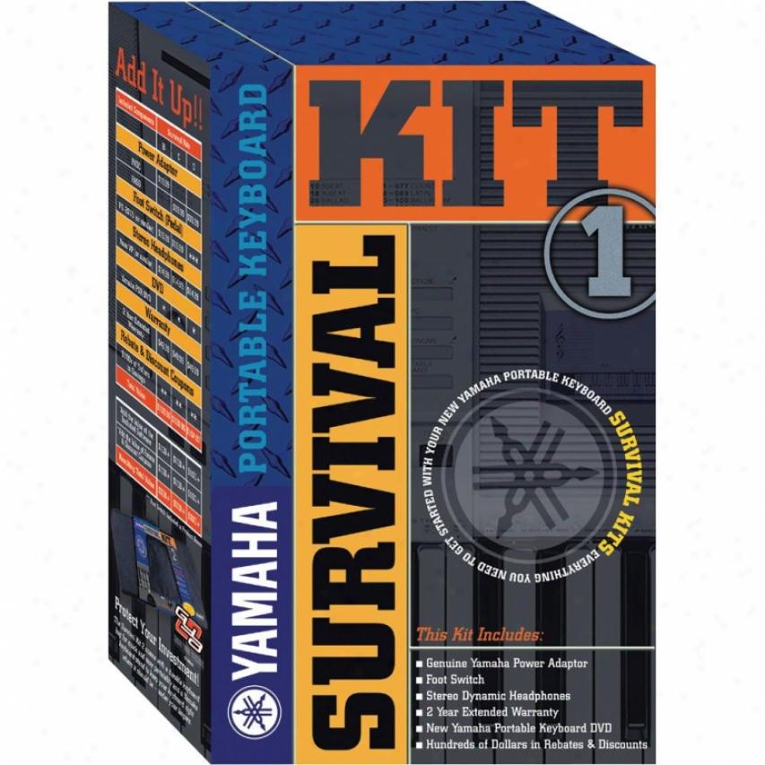 Yamaha Skb2 Survival Kit For Portavle Yamaha Keyboards