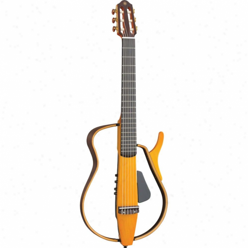 Yamaha Slg130nw Silent Acoustic-electric Guitar