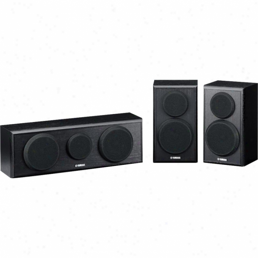 Yamaha Speaker Package Ns-p150pn Piano Black