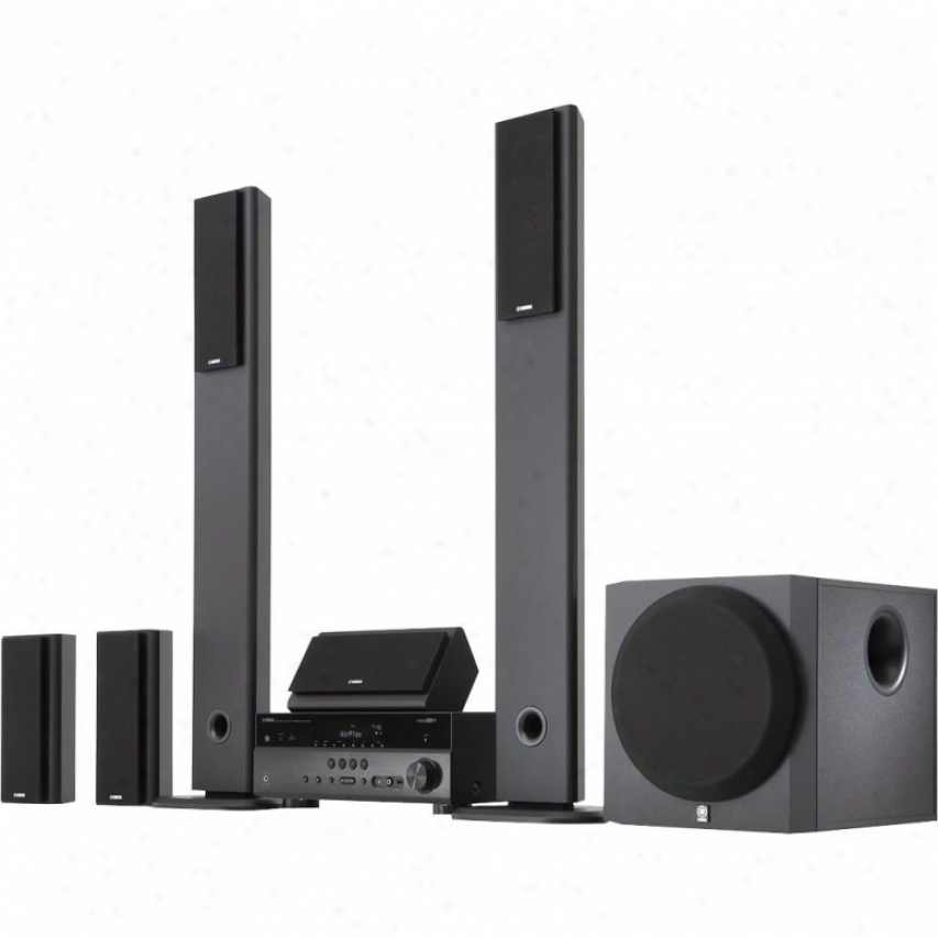 Yamaha Yht-897 7.1-channel Home Theater Speaker System