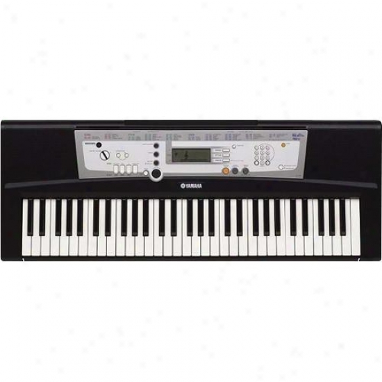 Yamaha Ypt-230-ad 61 Key Keyboard Attending Ac Adapter