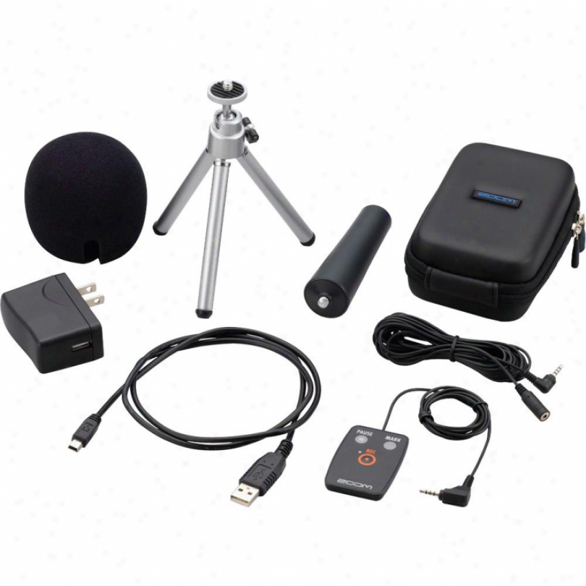 Zoom Aph-2n Accessory Kit For H2n Handy Recorder