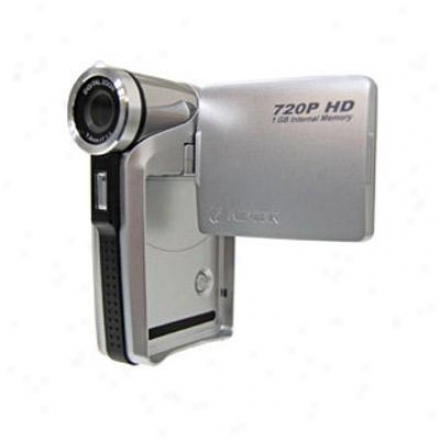 Aiptek 720phd Camcorder/digital Camera/mp3