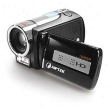 Aiptek Ahd H5 1080p Hd Camcorder Zhd41x
