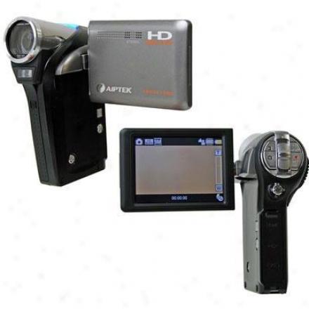 Aiptek Ahd Z7 1080p Hd Camcorder Zhd31x-cs
