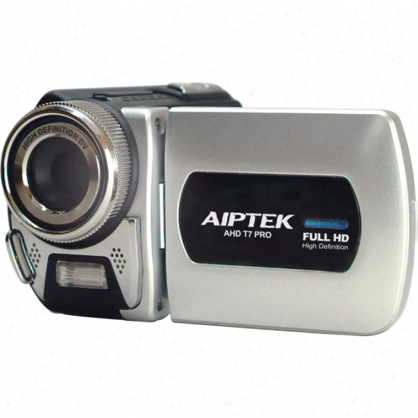 Aiptek Pocket Dv T7 Pro Camcorder Phdl1x