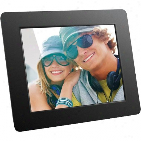 "Aluratek 8"" Digital Photo Frame - Adpf08sf"