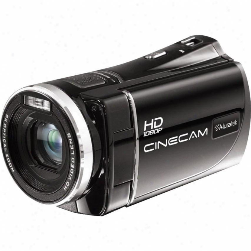 Aluratek Cinecam Hd 1080p Dv Camcorder Ahdvc03f