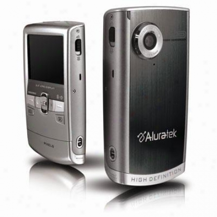 Aluratek Digital Video Mini Hd Camcorder Ahdvc01f