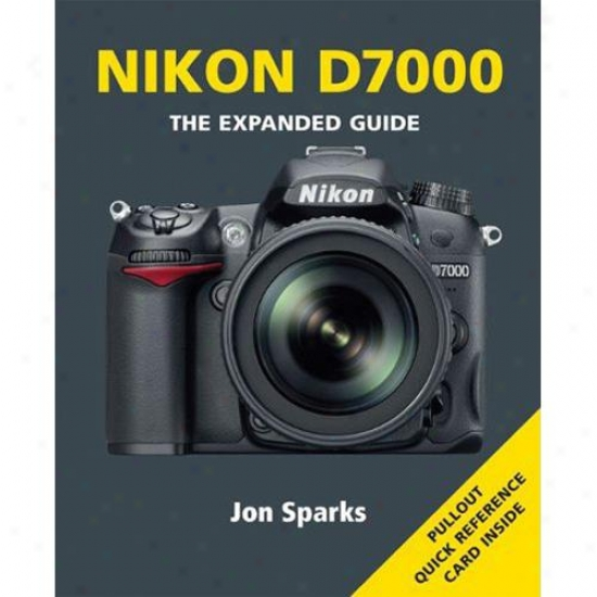 Ammonite Nikon D7000 Digital Camera Guide By Jon Sparks Am-19207
