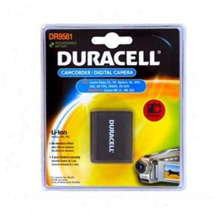 Battery Biz Camera Battery For Canon