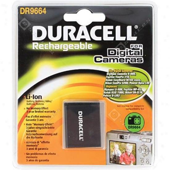 Battery Biz Camera Battery
