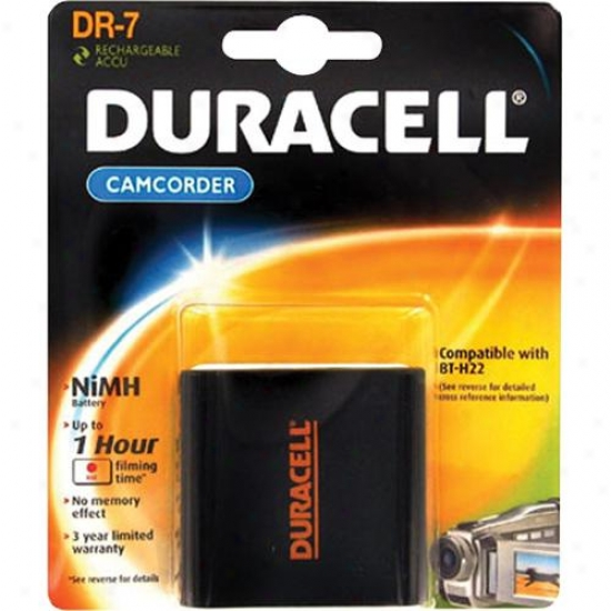 Battery Biz Duracell Camcorder Battery