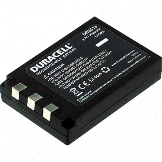 Battery Biz Duracell Digital Camera Batter