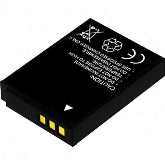 Battery Biz Nikon Camera Battery