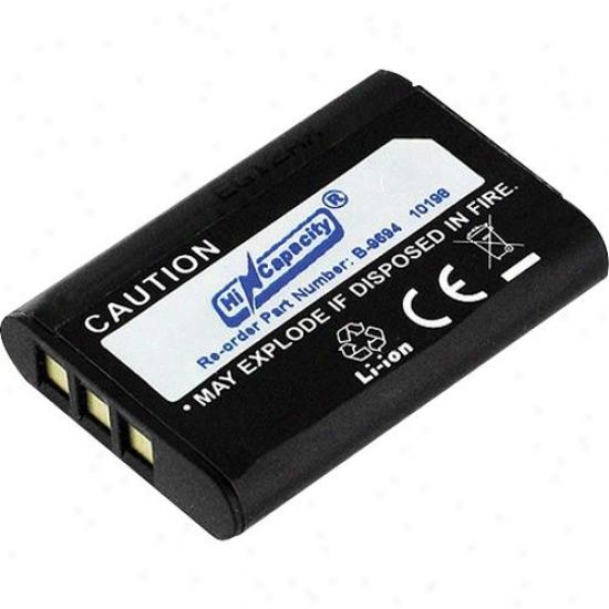 Battery Biz Pentax/nikon Camera Battery