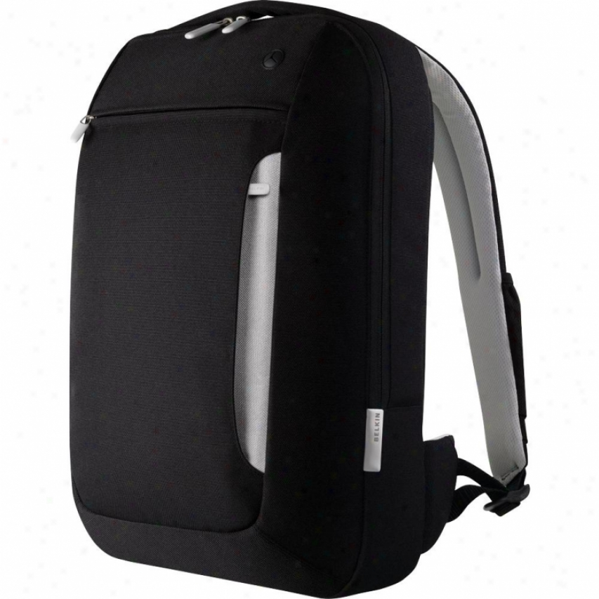 Belkin Slim Backpack Black/gray