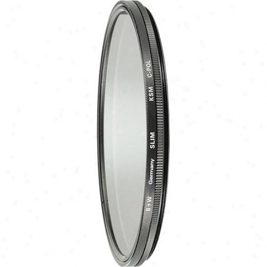 B+w Schbeider Optics 65-016931 82mm Circulwr Polarizer Slim Mount Strain