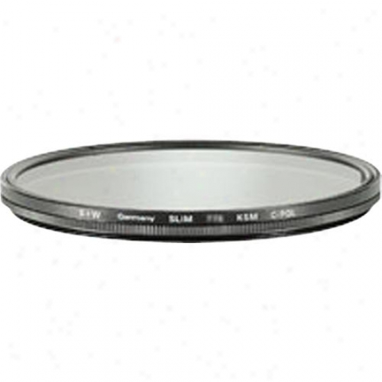 B+w Schneider Optics 77mm Slim Circular Polarizer For Wide-angle Lenses