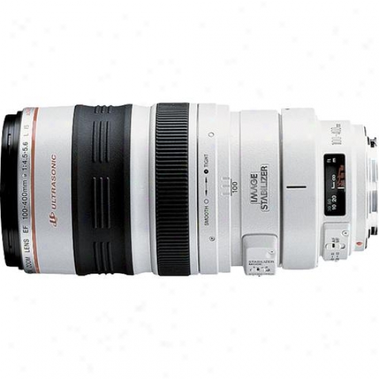 Canon 100-400mm F/45-5.6l Ef Is Zoom Lens Usm