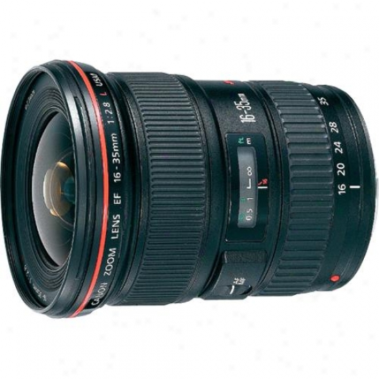 Canon 16-35mm F/2.8l Ef Ii Wide-angle Ums